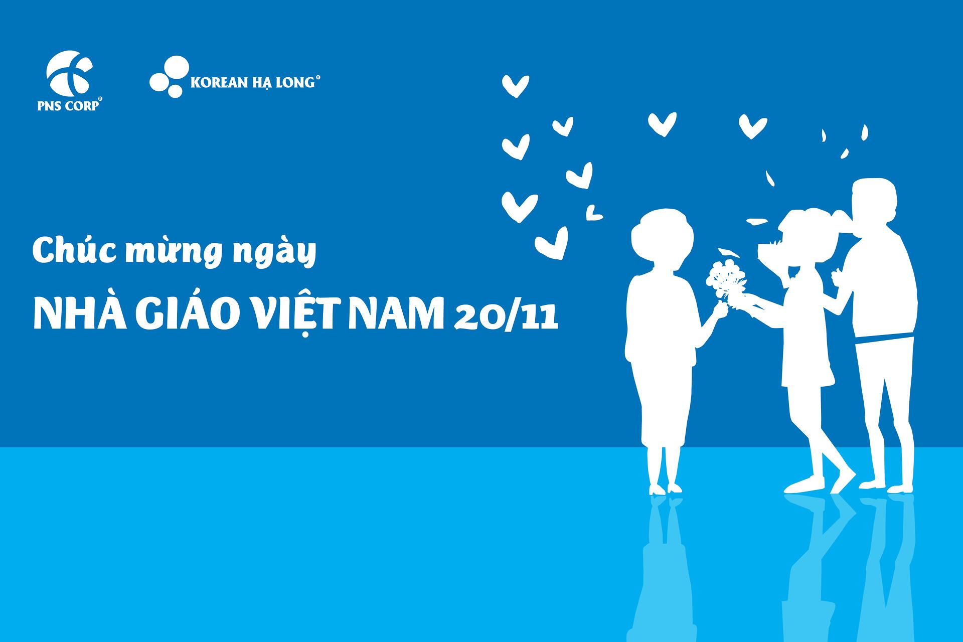 Thông báo lịch nghỉ lễ ngày Nhà giáo Việt Nam 20/11