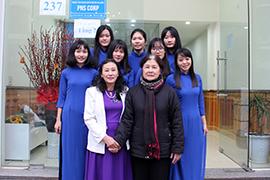 PNS CORP bảo trợ trang tin điện tử đầu tiên về trẻ em tại Quảng Ninh